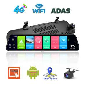 4G Wifi bluetooth safety Dash Cam